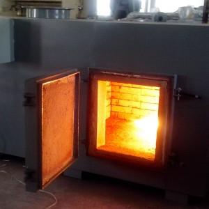 Medical waste incinerator manufacturers u s a small for Household incinerator design